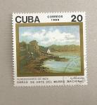 Sellos de America - Cuba -  Alrededores de Niza