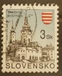 Sellos de Europa - Eslovenia -  banska bystrica