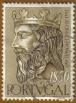 Stamps Europe - Portugal -  1ª Dinastia Reyes Portugal ALFONSO IV