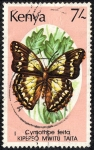 Stamps Kenya -  Fauna