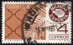 Stamps Mexico -  Exportación