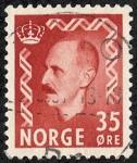 Stamps Norway -  Personajes