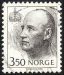 Sellos de Europa - Noruega -  Personajes