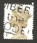 Stamps United Kingdom -  2145 - reina elizabeth II