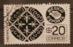 Stamps Mexico -  hierro forjado