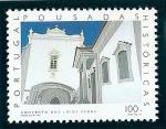 Stamps Portugal -  Centro histórico de Èvora (convento de los Loios)