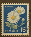 Stamps Asia - Japan -  margarita