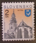Sellos del Mundo : Europa : Eslovenia : nitra