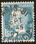 Stamps France -  EFIGIE LUIS PASTEUR
