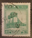 Sellos de America - Chile -