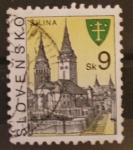 Sellos del Mundo : Europa : Eslovenia : zilina