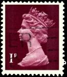 Sellos de Europa - Reino Unido -  SERIE BÁSICA