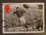 Sellos de Europa - Reino Unido -  futbolistas de legendarios, dixie dean 1907-1980