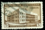 Sellos del Mundo : America : Rep_Dominicana : Palacio de Justicia