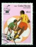 Sellos del Mundo : Africa : Cabo_Verde : España 82