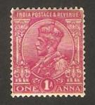 Sellos de Asia - India -  india inglesa - 77 - george V