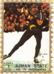 Stamps United Arab Emirates -  AJMAN - Deportes 6