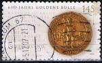 Stamps Germany -  Scott  2368  Trono de oro del Emperador Carlos   2006 (9)
