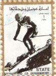 Stamps United Arab Emirates -  AJMAN - Deportes 8
