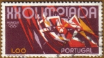 Stamps Europe - Portugal -  XX Olimpiada MUNICH 1972