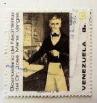 sellos de America - Venezuela -  Bicentenario del Nacimiento del Dr.Jose Maria Vargas