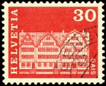 Stamps Switzerland -