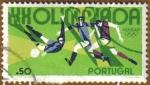 Sellos de Europa - Portugal -  XX Olimpiada MUNICH 1972