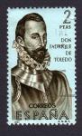 Stamps Spain -  DON FADRIQUE DE TOLEDO
