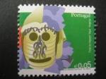 Stamps Portugal -  Festa dos Rapaces, Brasil
