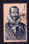 Stamps Spain -  ÑUFLO DE CHAVES