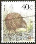 Sellos del Mundo : Oceania : Nueva_Zelanda : BROWN KIWI