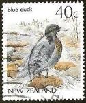 Sellos del Mundo : Oceania : Nueva_Zelanda : BLUE DUCK