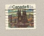 Sellos de America - Canadá -  El grupode los 7