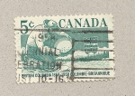 Stamps Canada -  Columbia británica