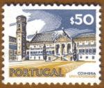 Stamps Europe - Portugal -  Universidad COIMBRA
