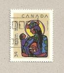 Sellos de America - Canadá -  Paz sobre la tierra