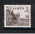 Sellos del Mundo : Europa : España : Edifil  816 B  Cifras, Cid e Isabel.