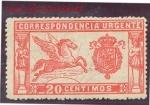 Stamps Europe - Spain -  pegaso