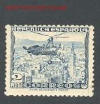 Stamps Spain -  autogiro la cierva
