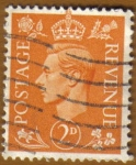 Stamps Europe - United Kingdom -  ENRIQUE VIII