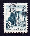 Sellos de Africa - Túnez -  TAKROUNA