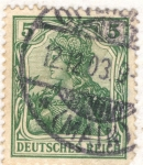 Stamps Germany -  Germania