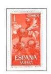 Sellos del Mundo : Europa : España :  SAHARA EDIFIL 204 (6 SELLOS)INTERCAMBIO