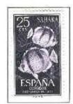 Sellos del Mundo : Europa : España :  SAHARA EDIFIL 209 (1 SELLOS)