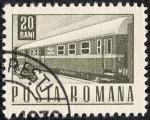 Sellos de Europa - Rumania -  Transportes