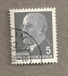Sellos de Europa - Alemania -  Presidente