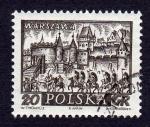 Sellos de Europa - Polonia -  WARSZAWA