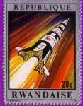 Sellos de Africa - Rwanda -  Republique Rwandaise
