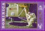 Stamps : America : Dominica :