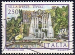Stamps of the world : Italy :  Italia 1982 Scott 1529 Sello º Villas Famosas D